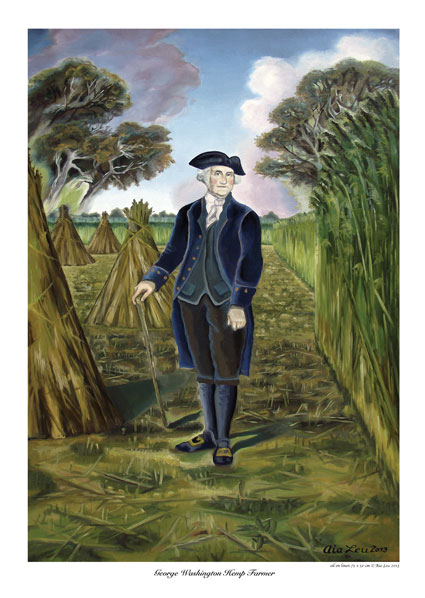 George Washington Hemp Farmer