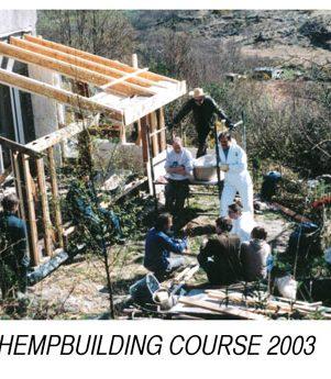 Hemp Building Courses with Steve Allin