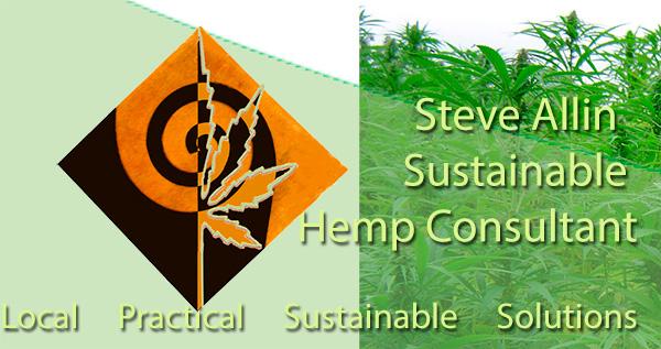 Steve Allin Hemp Consultant